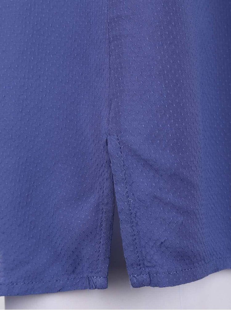 Top fără mâneci s.Oliver albastru