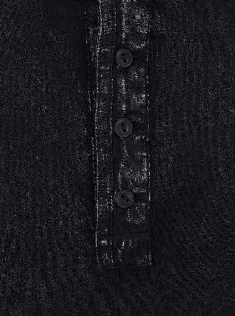 Šedé tričko s dlouhým rukávem Shine Original