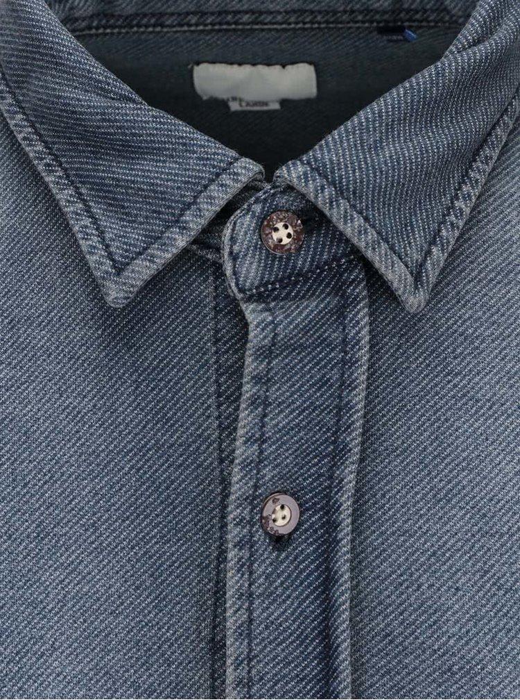 Modrá pánská košile Shine Original