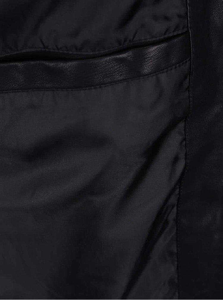 Jacheta de barbati Shine Original neagra