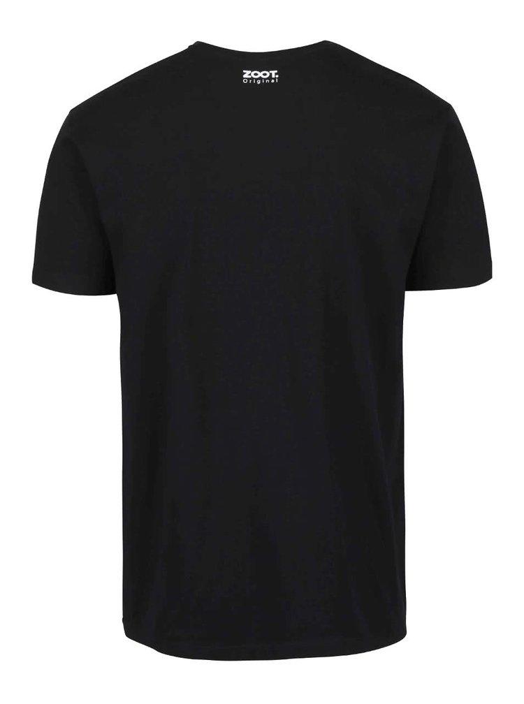 Černé pánské triko ZOOT Originál Team ženicha