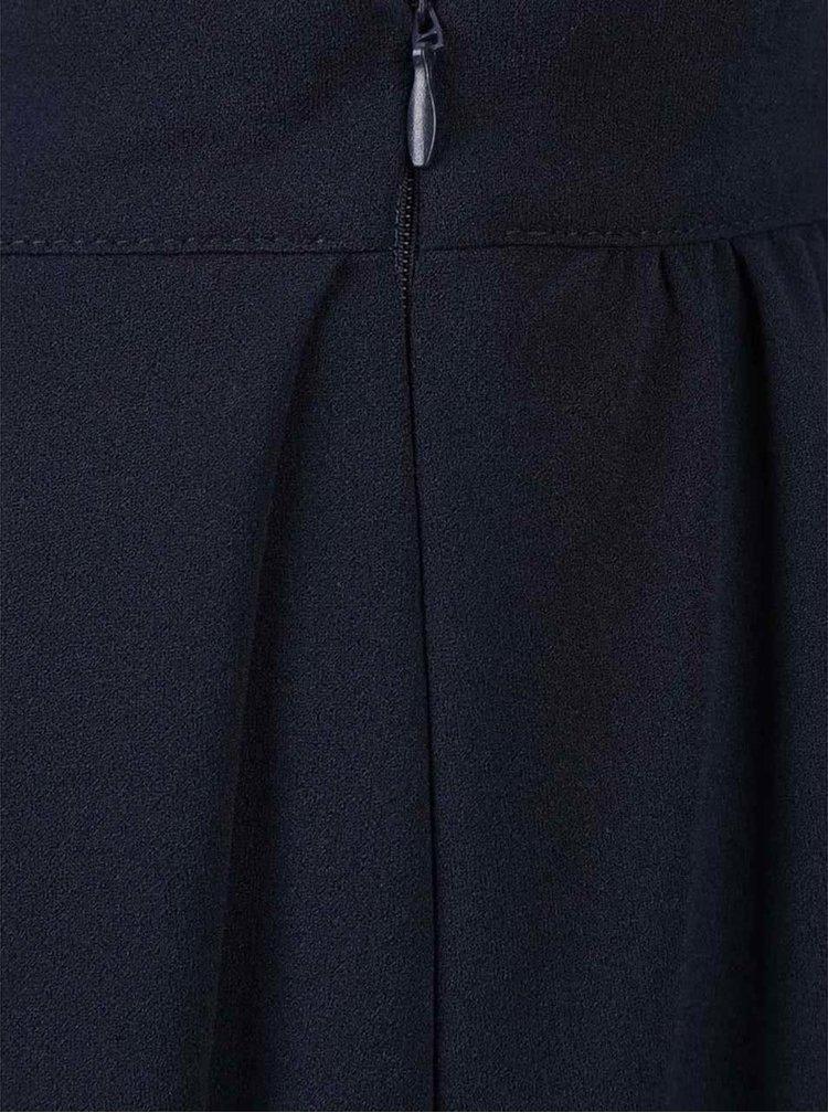 Modrá skládaná sukně Alchymi Bellis