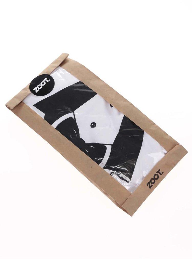 Bílé pánské tričko ZOOT Originál - Ženich