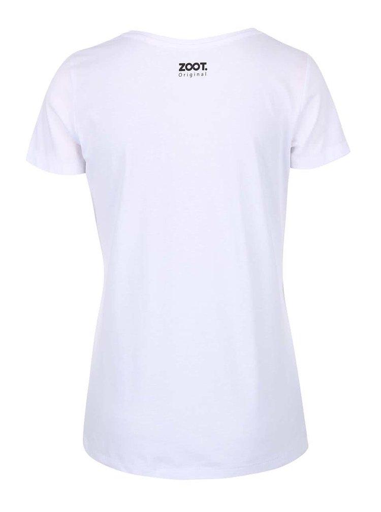 Bílé dámské tričko ZOOT Originál Řekla jsem ano