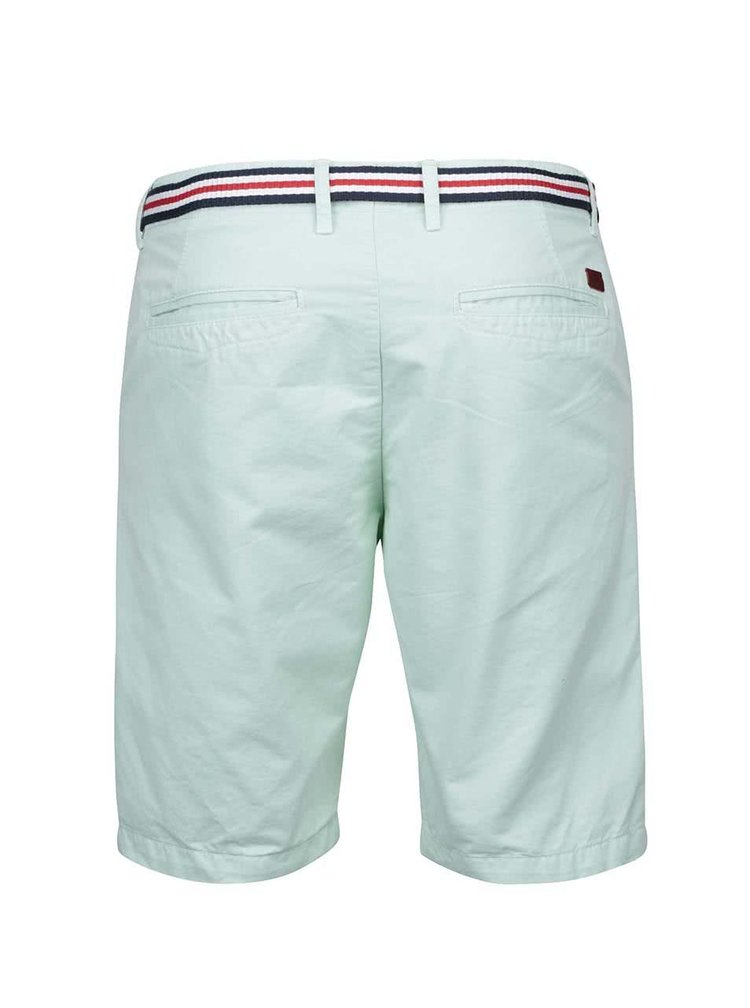 Pantaloni scurti Jack & Jones Lorenzo albastru deschis