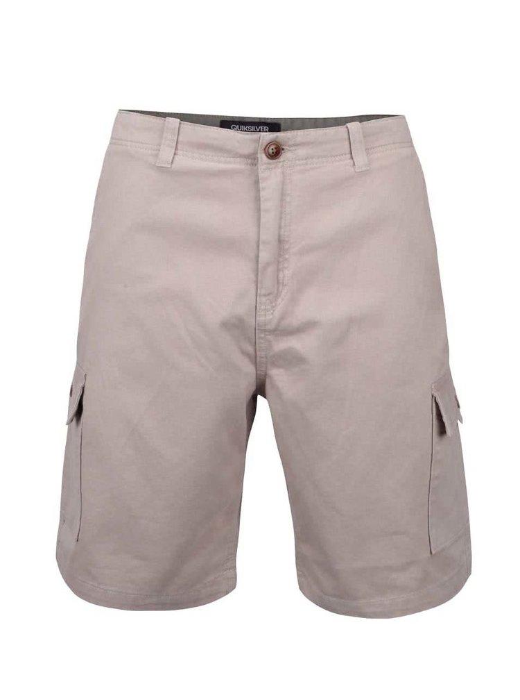 Pantaloni scurți Quiksilver Everyday Cargo crem