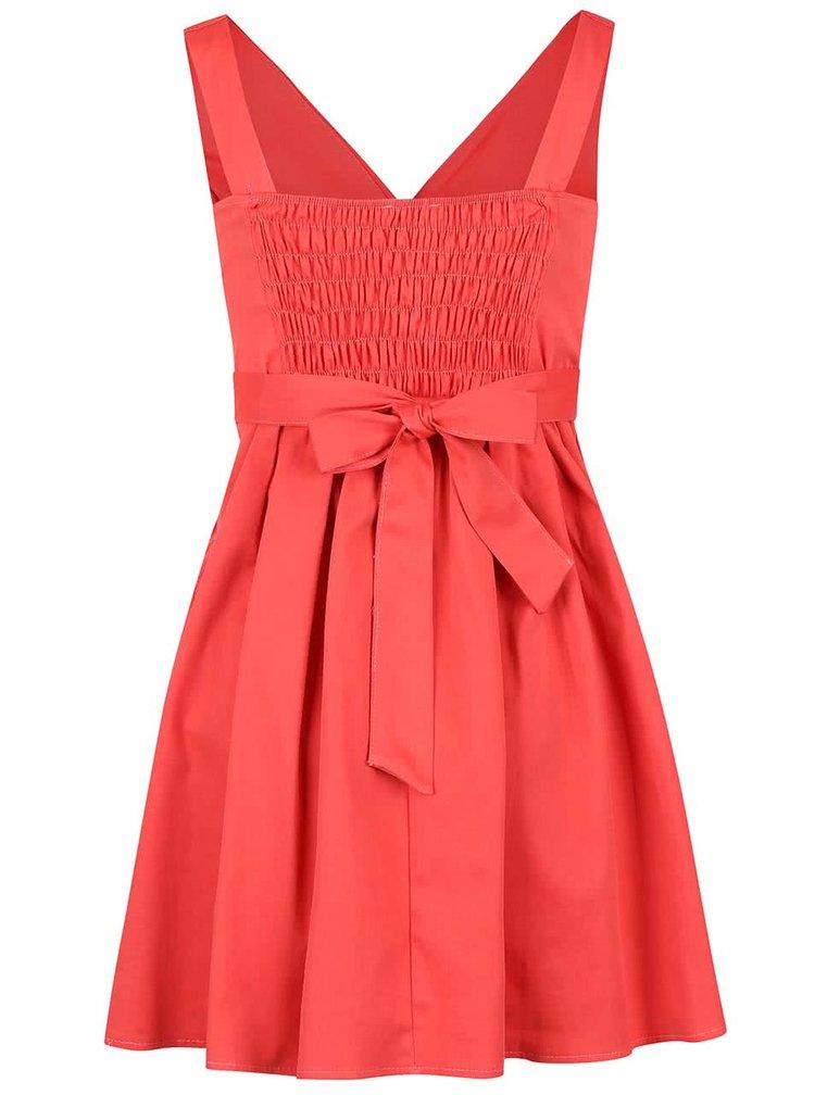 Rochie roșie Apricot