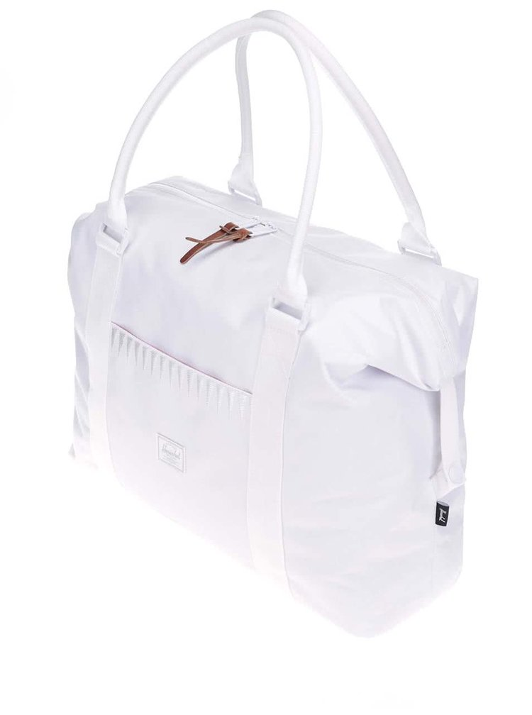 Biela dámska cestovná taška Herschel Strand 28,5 l