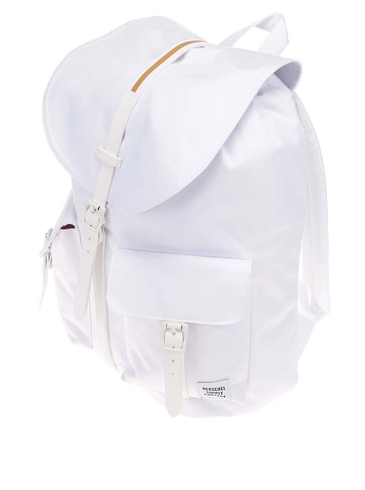 Bílý dámský středně velký batoh Herschel Dawson 13 l