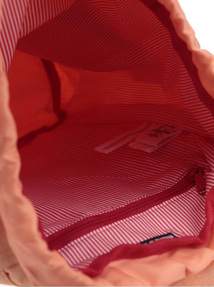 Meruňkový dámský batoh Herschel Dawson 13 l