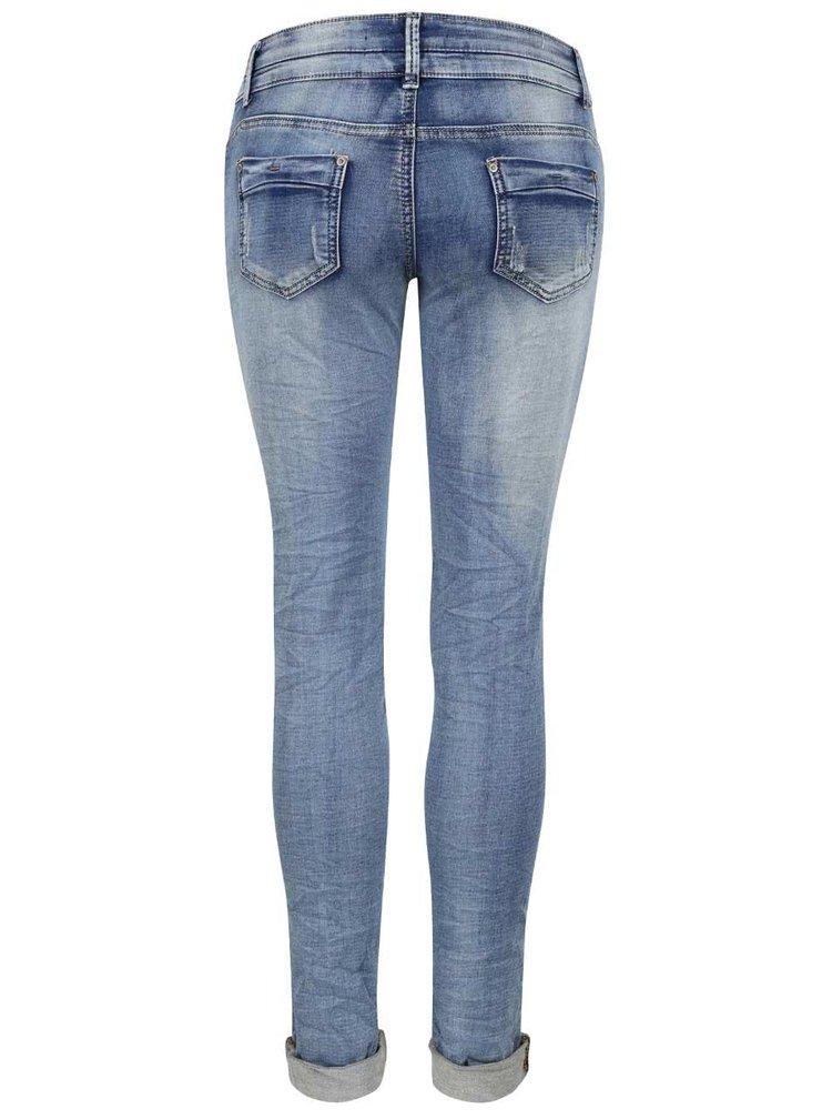 Světle modré džíny Haily´s Clara