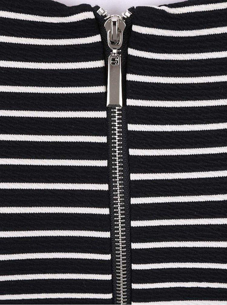 Sacou Haily´s Sarina in dungi alb-negru