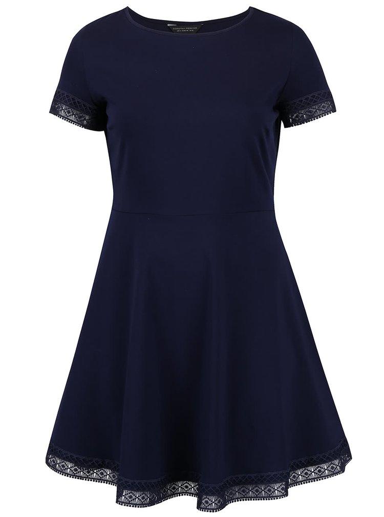Rochie Dorothy Perkins Curve albastru inchis