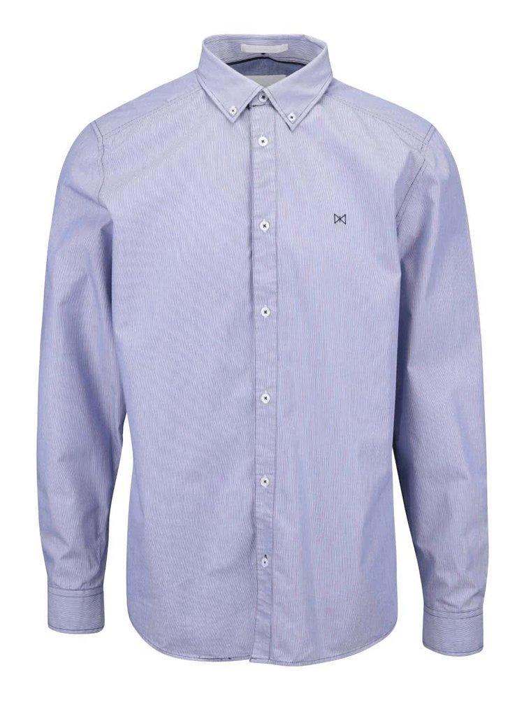 Camasa de barbati Tailored & Originals Fullham albastra in dungi
