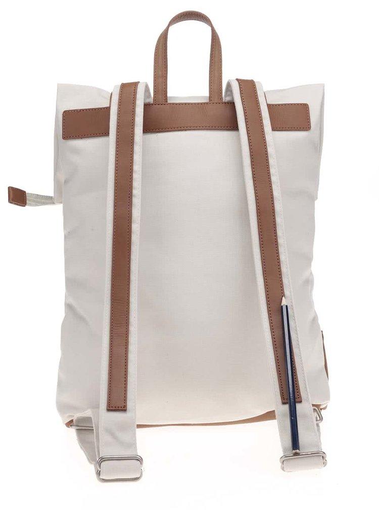 Kŕemový unisex batoh s nastaviteľnou výškou Ridgebake Mid Rolling