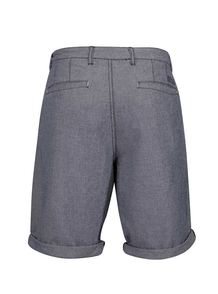 Pantaloni scurți de bărbați Tailored & Originals Redmile albaștri