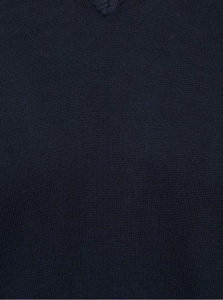 Pulover de bărbați Tailored & Originals Kames albastru închis