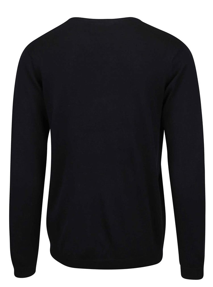 Čierny sveter Tailored & Originals Kames
