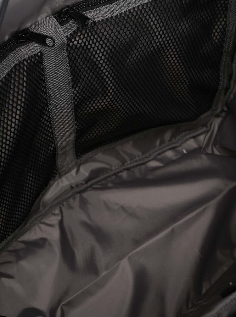 Geantă unisex Ridgebake Weekender negru cu gri