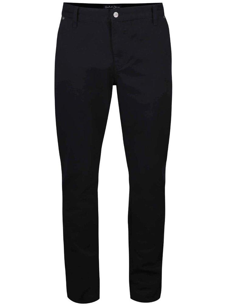 Černé chino kalhoty !Solid Mak