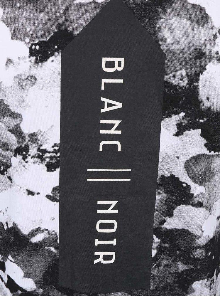 Čierno-biele tielko !Solid Balton