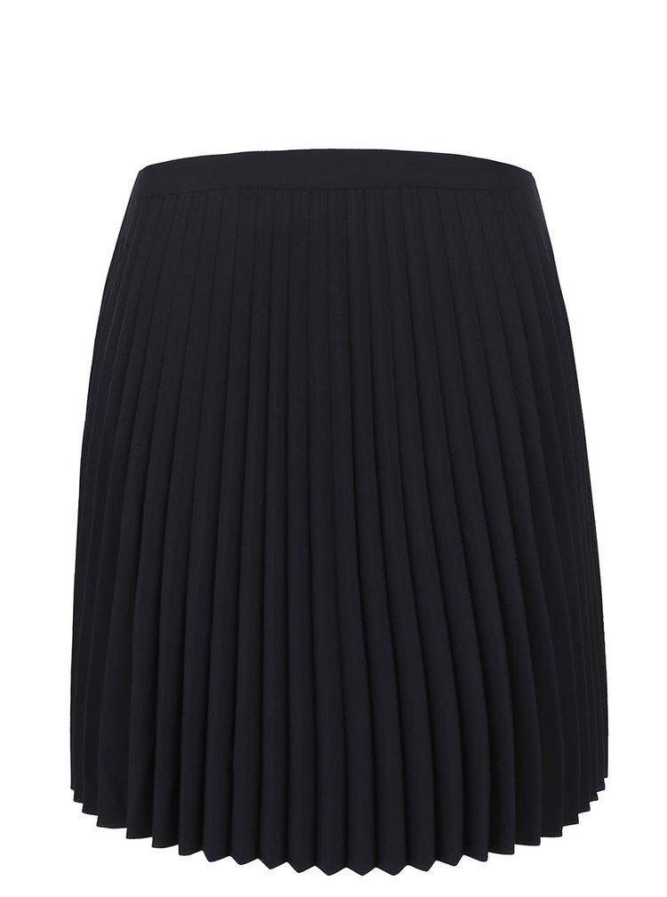 Čierna plisovaná sukňa Nautica