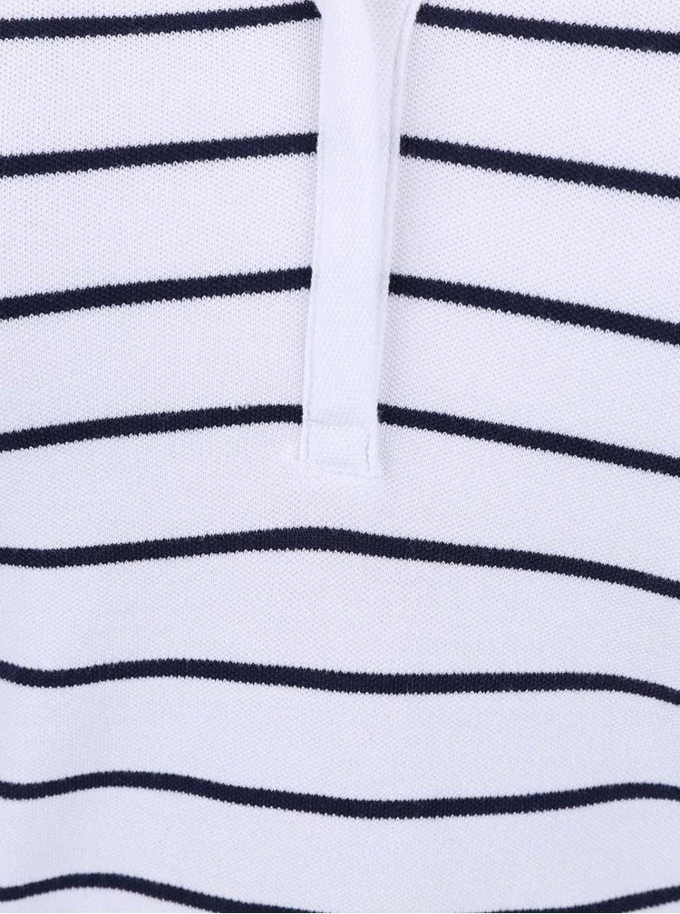 Bluza de dama Nautica alba cu dungi