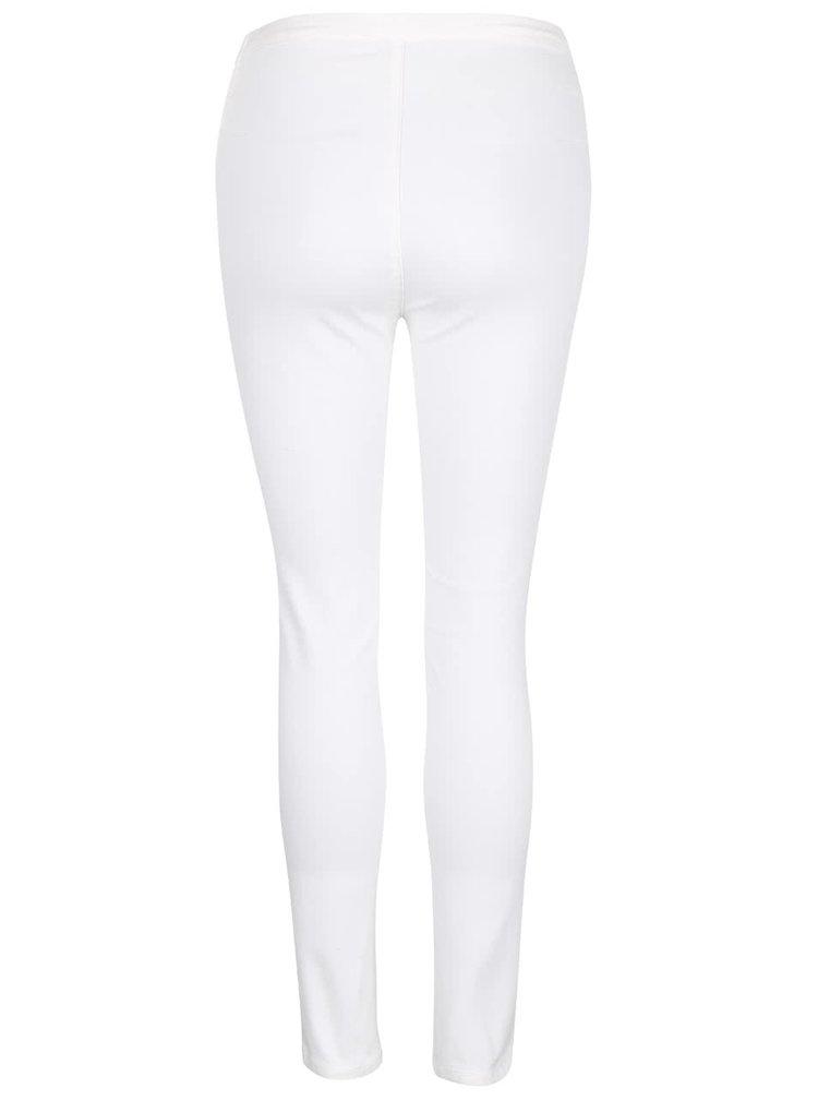 Krémové kalhoty SisterS Point Meno