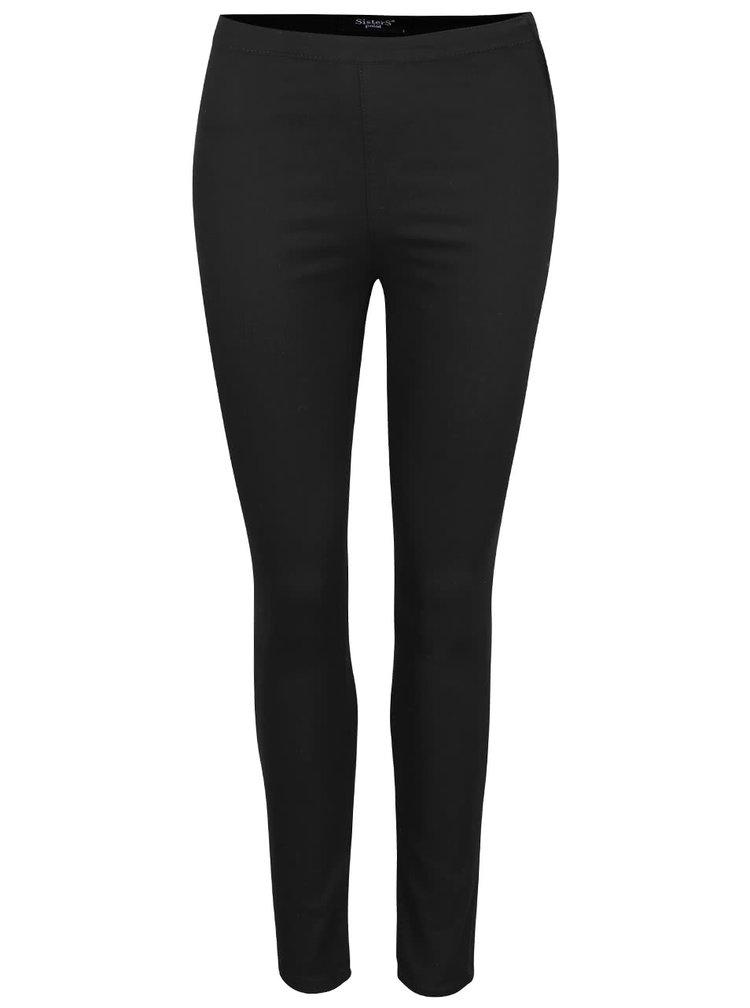 Čierne nohavice SisterS Point Meno