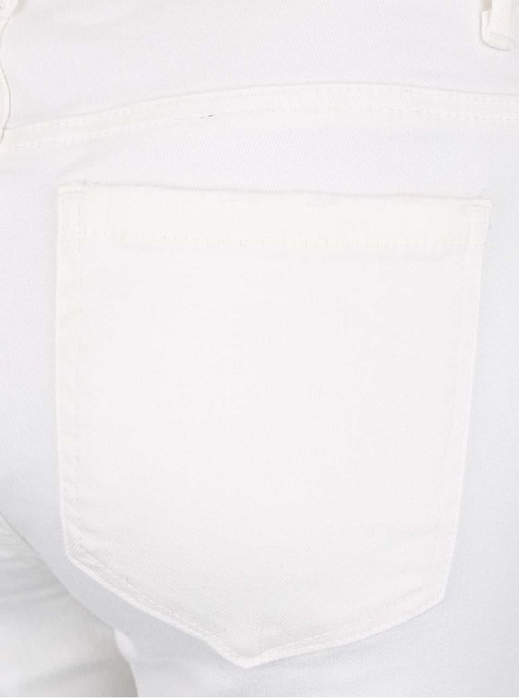 Krémové skinny džíny SisterS Point Fara