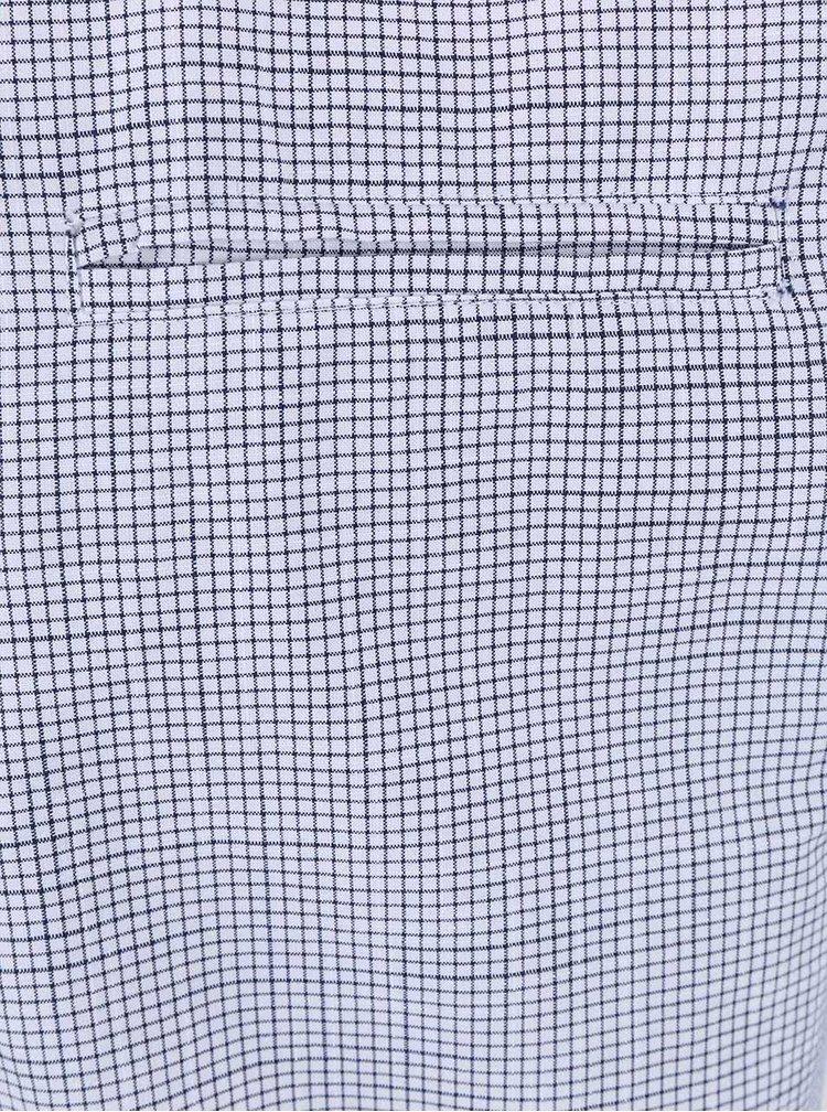Cămașă Burton Menswear London crem-albastră