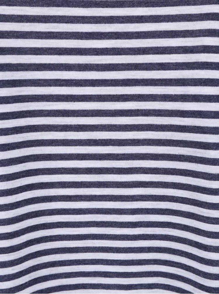Maiou Burton Menswear London albastru cu dungi