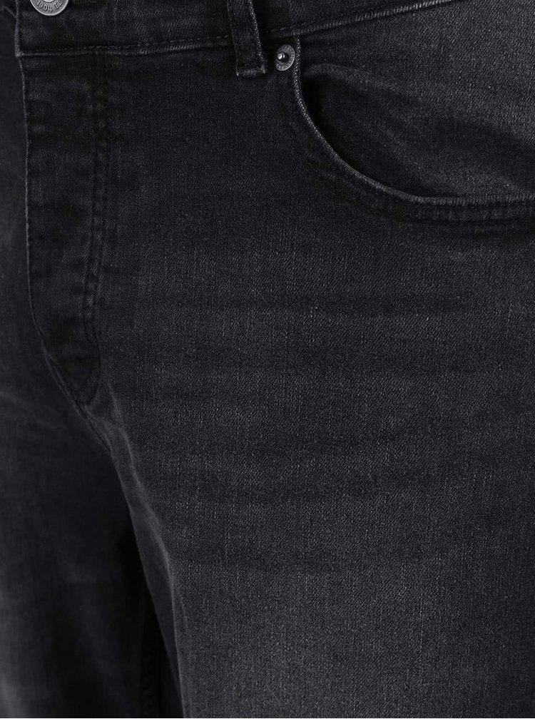 Černé kraťasy Burton Menswear London
