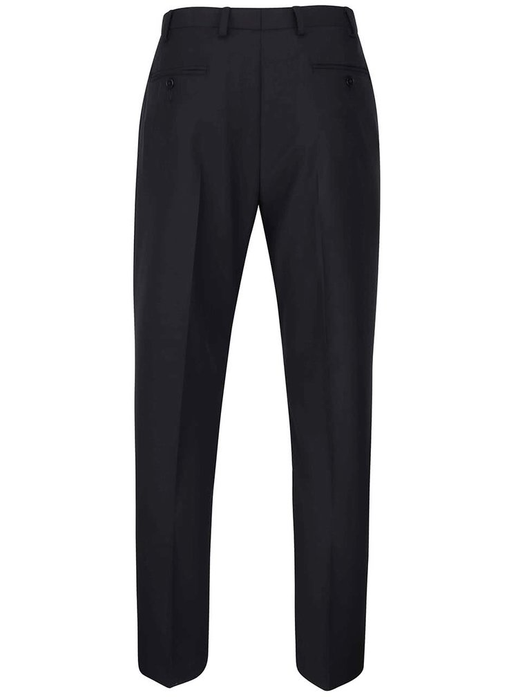 Pantaloni slim fit Burton Menswear London negri