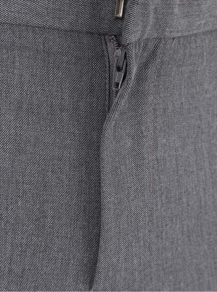Pantaloni slim Burton Menswear London gri