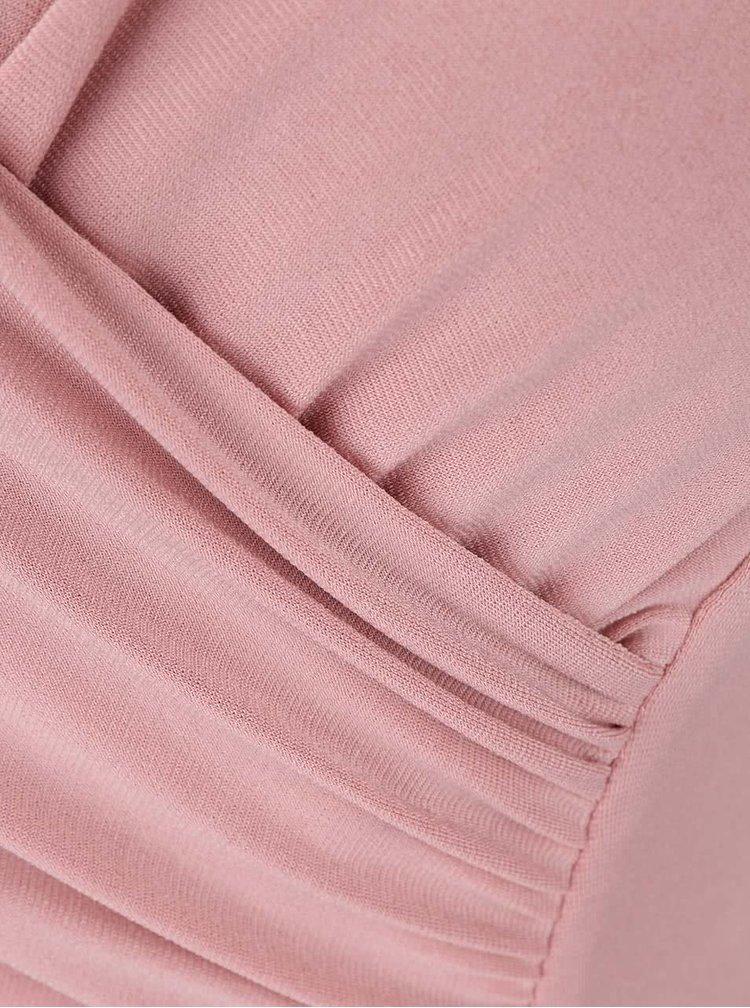 Světle růžové body na ramínka Miss Selfridge