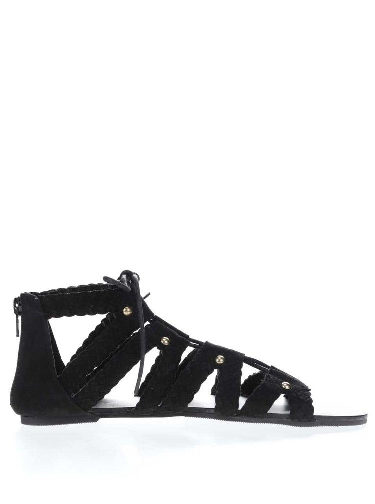 Sandale Miss Selfridge negre