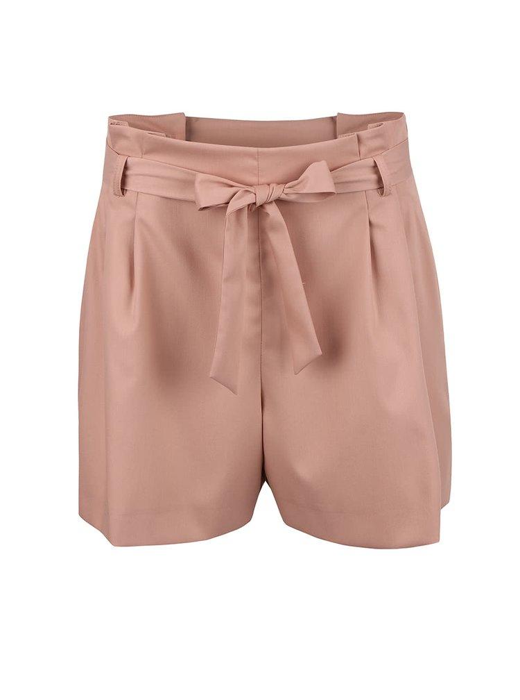 Pantaloni scurți Miss Selfridge roz