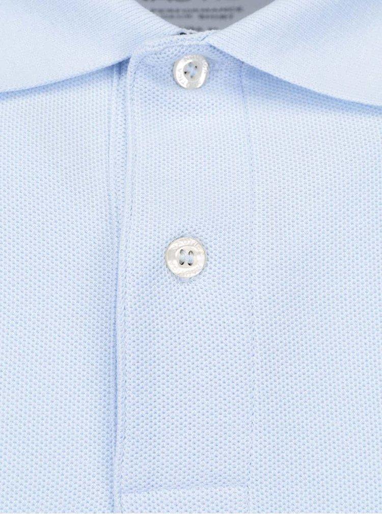 Světle modré pánské polo triko Nautica