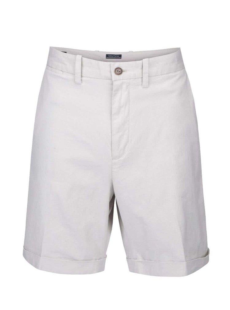 Pantaloni scurți Nautica crem