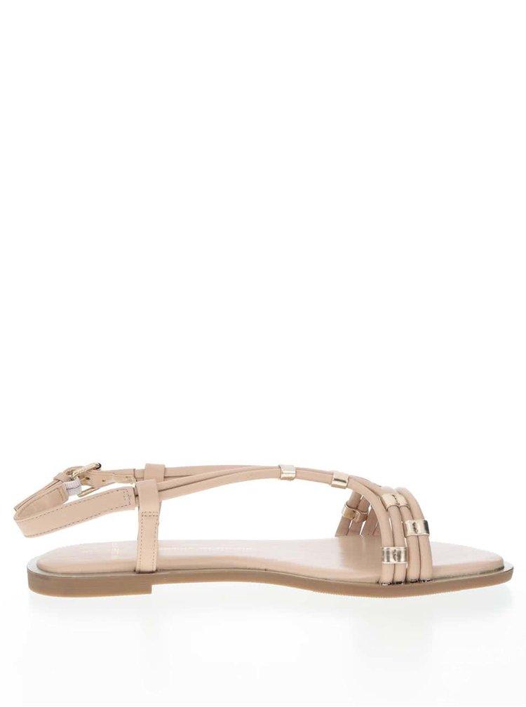 Sandale Dorothy Perkins crem
