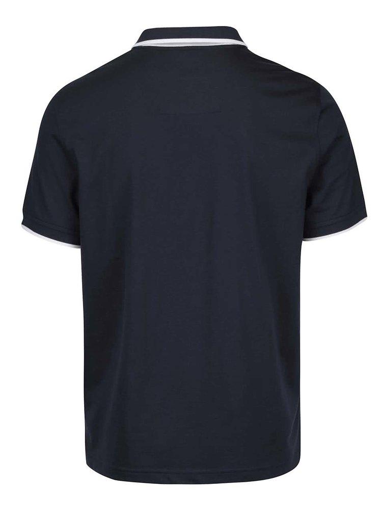 Tmavě modré pánské polo triko Nautica