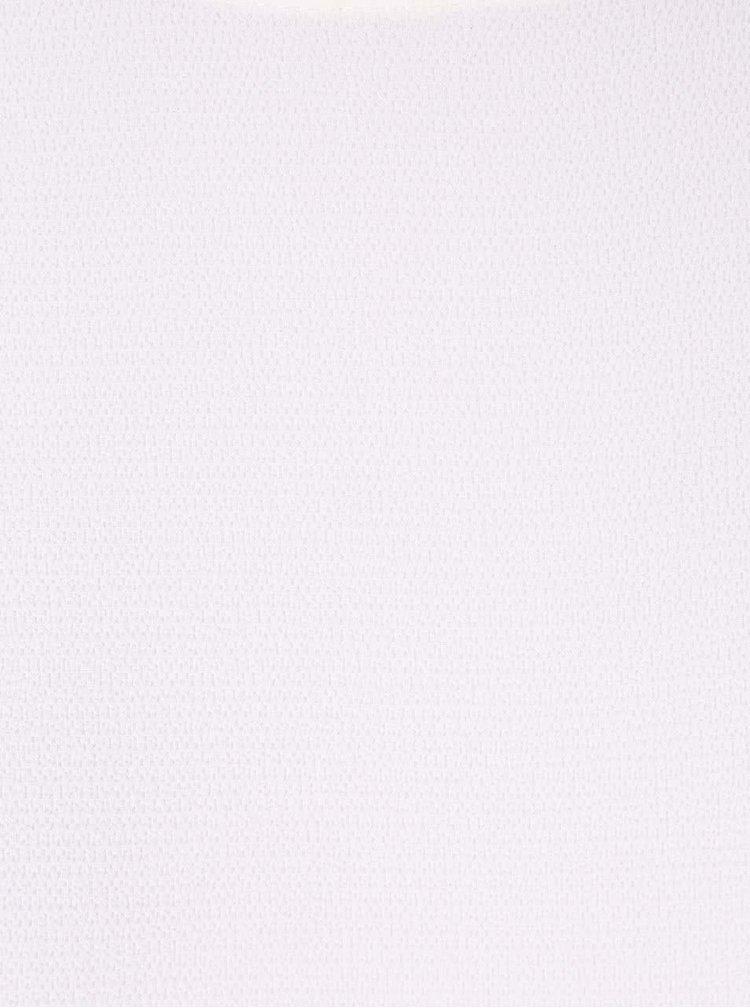 Krémová halenka s ozdobnými lemy Dorothy Perkins
