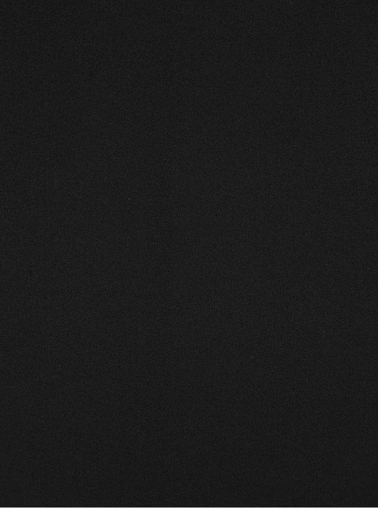 Černý top Haily´s Ida