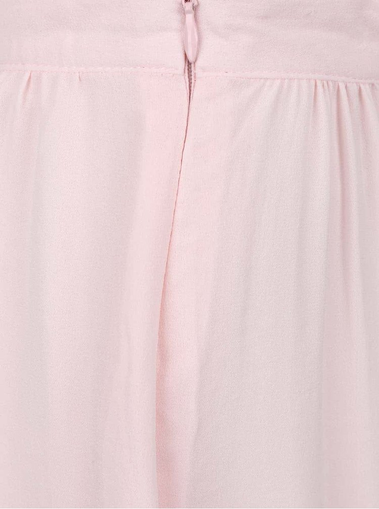 Fustă maxi Haily´s Amy roz deschis