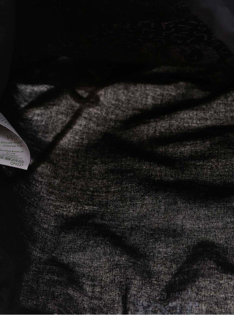 Černý unisex vak ZOOT Originál Som fest