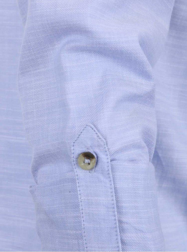 Světle modrá košile Dorothy Perkins
