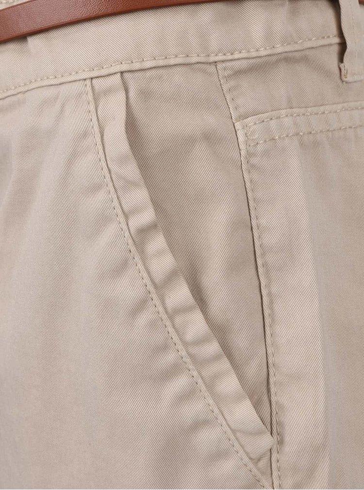 Pantaloni scurți Dorothy Perkins bej