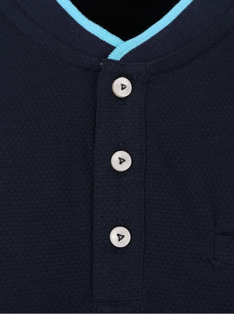 Tmavě modré triko Jack & Jones Tip