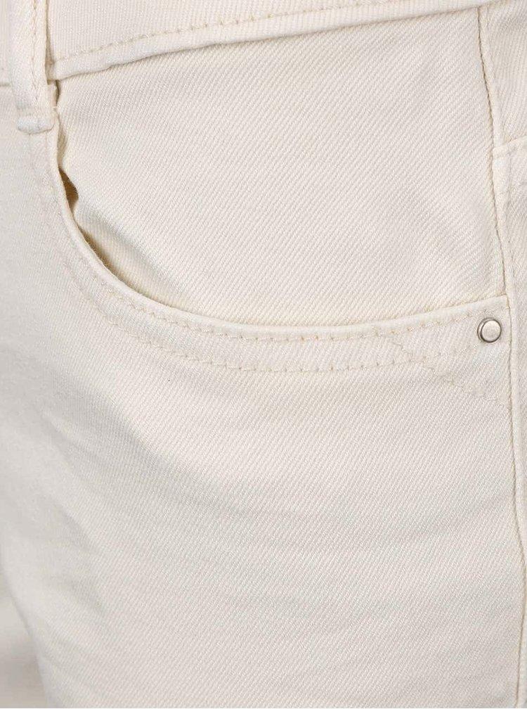 Pantaloni scurți Dorothy Perkins crem